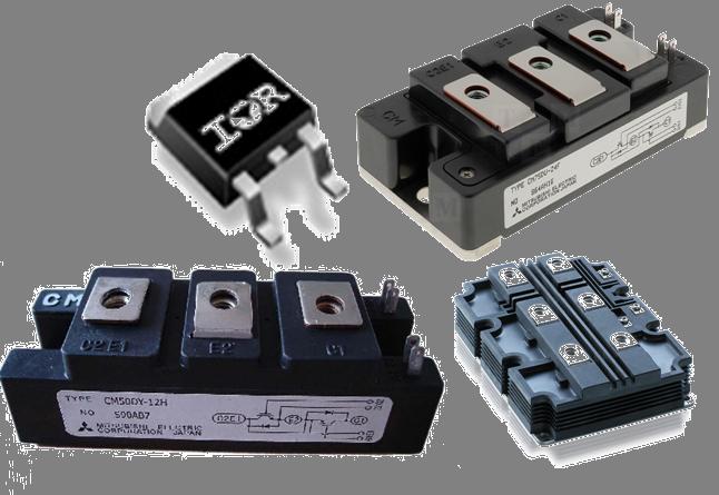 moduli, transistor, IGBT
